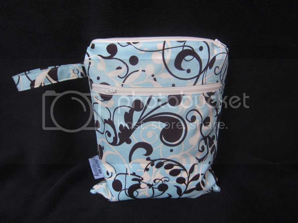 Faraway Scrolls &lt;br&gt; Small Wet/Dry Bag