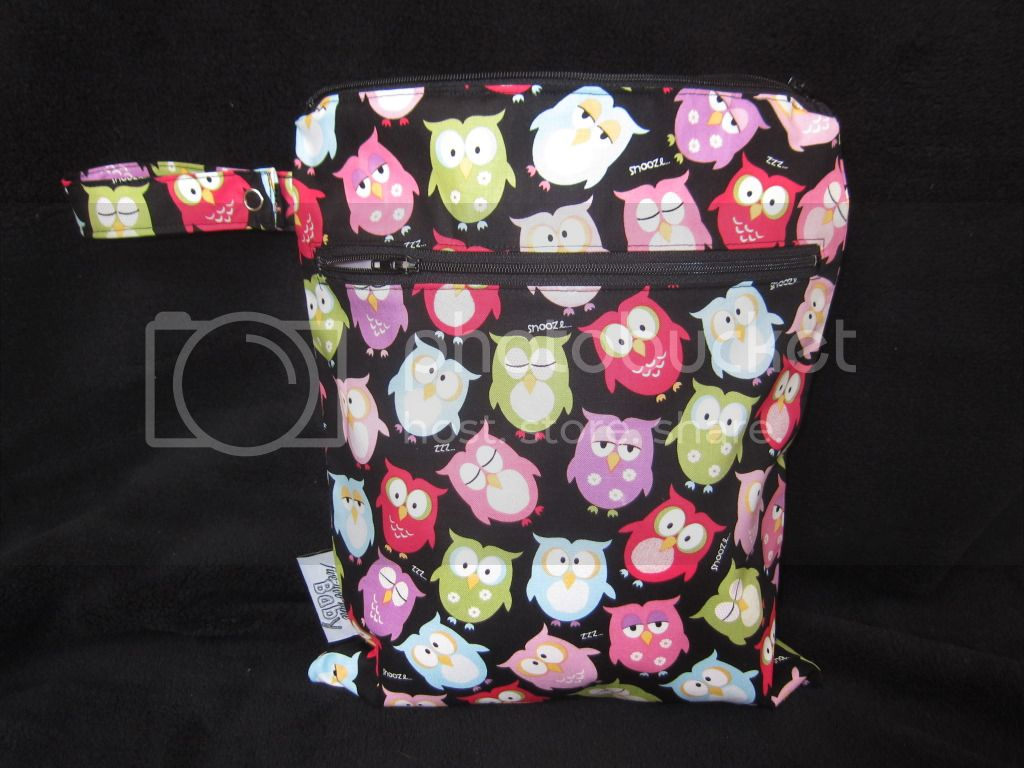 Owls &lt;br&gt; Small Wet/Dry Bag
